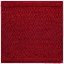 frottana Seiftuch Pearl rubin 30 x 30 cm