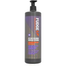 Fudge Clean Blonde Damage Rewind Ton. Shampoo - 1000 ml