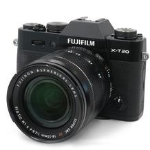Fujifilm X-T20 Kit 18-55 mm schwarz