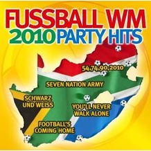 Fußball-Party Hits, CD
