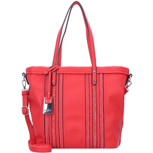 Gabor Betty Schultertasche 28 cm red