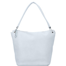 Gabor Felize Schultertasche 24 cm light grey