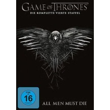 Game of Thrones - Die komplette 4. Staffel [DVD]