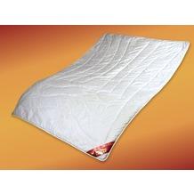 GARANTA Cashmere Extra-Leichtsteppbett, weiß 135x200 cm