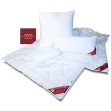 GARANTA cotton Kombi-Steppbett Bettdecke 135/200