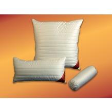 GARANTA Cotton-Nackenrolle, weiß 40x15 cm