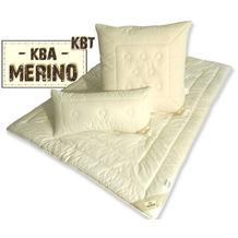 GARANTA Merino Extra-Leichtbett Bettdecke 80/80