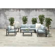 Garden Impression Bianca Loungeset 4-tlg. carbon black