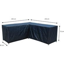Garden Impression Coverit Lounge-Set L Abdeckung 255/255x90xH70