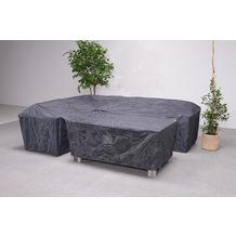 Garden Impression Coverit Lounge / Ess-Hacken 233/293x90xH70 & 162x92xH63