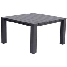 Garden Impression Cube Tisch carbon black