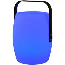 Garden Impression Drum Beleuchtung H25cm anthracite handle