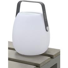 Garden Impression Egg Beleuchtung H23cm anthracite handle/ BT speaker