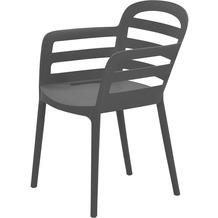 Garden Impression Formello Sessel donker grijs
