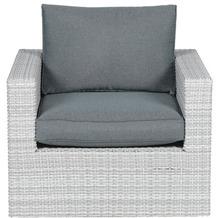 Garden Impression Orangebird lounge Sessel vintage grey 2-h./reflex black