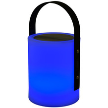 Garden Impression Rondo Beleuchtung H20cm anthracite handle/ BT speaker