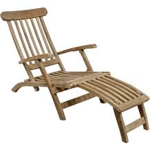 Garden Pleasure Deckchair JAVA