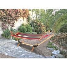 Garden Pleasure Hängematte HAITI, Holzgestell