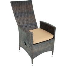 Garden Pleasure Sessel LEVANTE, Rückenlehne verstellbar