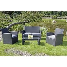 Garden Pleasure Sofa-Set OXFORD, zerlegt