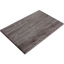Garden Pleasure Tischplatte PONDEROSA GRAU 110x70 cm