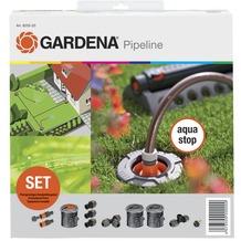GARDENA Start-Set für Garten-Pipeline mit 2 Wasserstellen