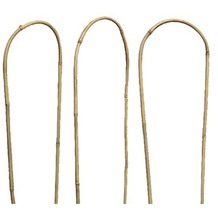 Gardman Bambus-Rankhilfe, Höhe: 90 cm 3er-Pack