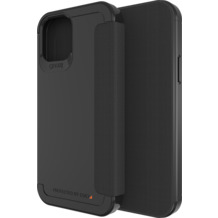 gear4 Wembley Flip for iPhone 12 / 12 Pro black