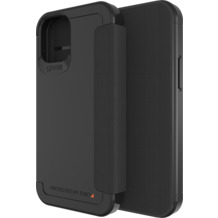 gear4 Wembley Flip for iPhone 12 mini black