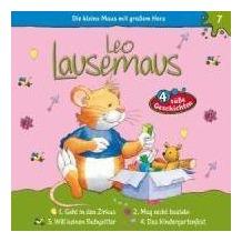 Leo Lausemaus 07. ...geht in den Zirkus Hörspiel