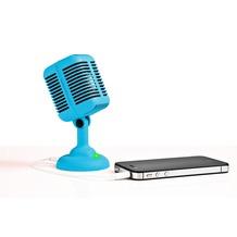 Gift Republic Rockabilly Mikrophon Lautsprecher