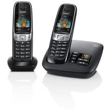 Gigaset C620A Duo, schwarz