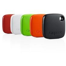 Gigaset G-Tag 5-er Pack schwarz, weiß, rot, orange, grün