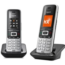 Gigaset S850HX Duo, platin/schwarz