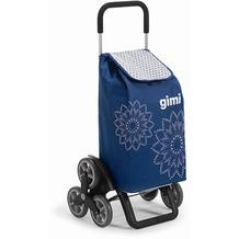 """Gimi Einkaufsroller """"Tris"""" Blue H: 102 cm, Tragkraft: 30 kg"""