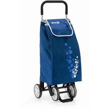 """Gimi Einkaufsroller """"Twin"""" Blue Höhe: 92 cm, Tragkraft: 30 kg"""