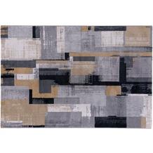 Gino Falcone Teppich Anna Maria GF-012 655 grau multi 80 cm x 150 cm