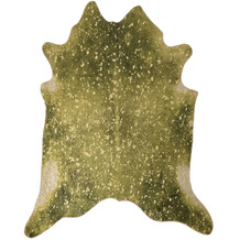 Gino Falcone Teppich Bionda green 100 x 130 cm