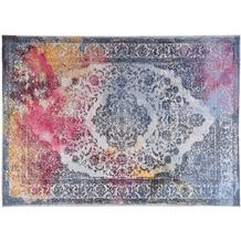 Gino Falcone Teppich Cosima multi pastel 80 x 160 cm