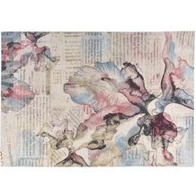 Gino Falcone Teppich Cosima multi pastell 80 x 160 cm