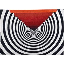Gino Falcone Teppich Cosima red multi 80 x 160 cm