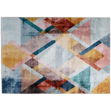 Gino Falcone Teppich Rachele multicolor 70 x 140 cm