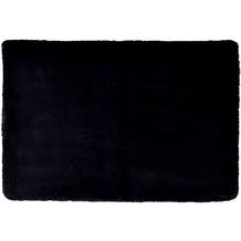 Gino Falcone Teppich Sara black 50 x 60 cm