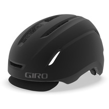 Giro CADEN LED Fahrradhelm matte black 20 L