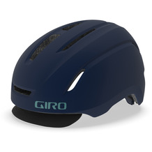 Giro CADEN LED Fahrradhelm matte midnight blue 20 L