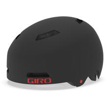 Giro QUARTER FS Fahrradhelm matte black/rasta 19 L
