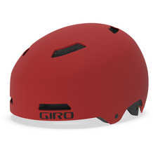 Giro QUARTER FS Fahrradhelm matte dark red 20 L
