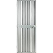 Globel Schwingtür-Kit 1, silber metallic
