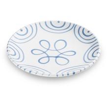Gmundner Blaugeflammt, Dessertteller Cup (Ø 20cm)