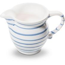 Gmundner Blaugeflammt, Milchgießer glatt (0,3L)